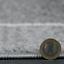 Kurzflor-Teppich-Wohnzimmer-Grau-Schwarz-Weiss-Gestreift-Wellen-Meliert-NEU Indexbild 4