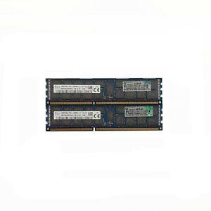 32GB-2x16GB-2Rx4-PC3-12800R-SKhynix-HMT42GR7AFR4C-HP-P-N-672612-081-EU-w-o-VAT