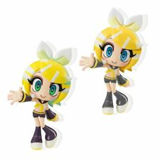 COMPLETE SET Cartoon Color 2020 TOONIZE Vocaloid Miku Len Rin Figure Prize