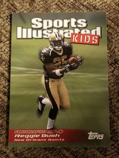 3e465d96 2006 Topps Sports Illustrated Kids Reggie Bush S122 New Orleans Saints