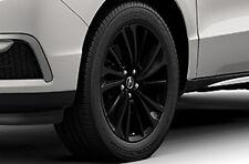 OEM Acura MDX Black Wheel Rim Factory Stock - Black rims for acura mdx