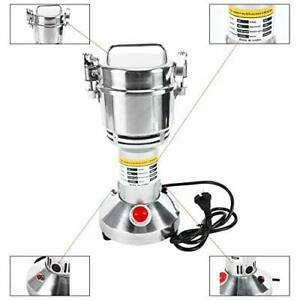 150g Electric Herb Grain Mill Grinder Powder Machine Medical Clinic Pepper