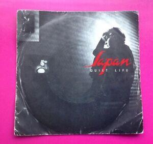 E397-Quiet-Life-Japan-7-034-Single-Excellent-Condition