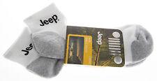Bipack 2 calzino calza bassa uomo sock JEEP a.C100202 taglia 39-42 c.W260
