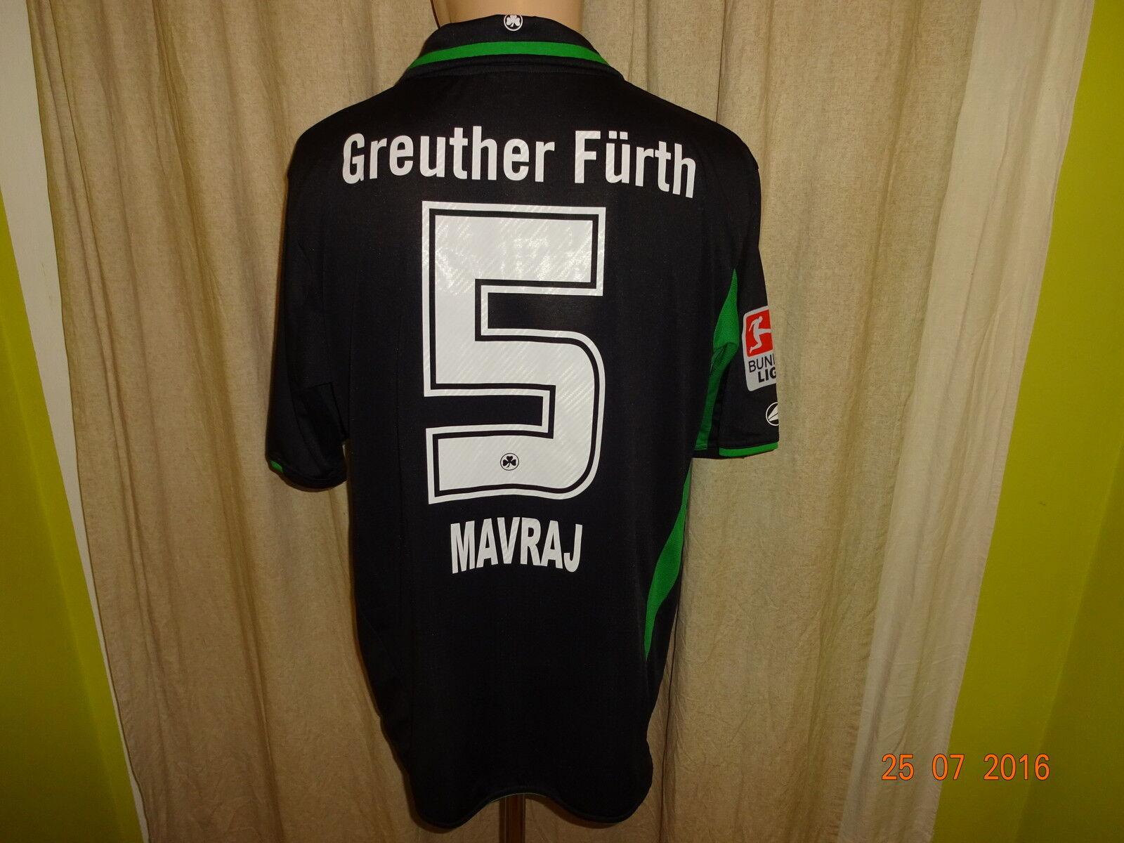 SpVgg Greuther Fürth Jako Matchworn Trikot 2012/13