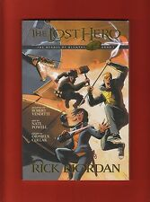 The Lost Hero by Rick Riordan (2014, Paperback)