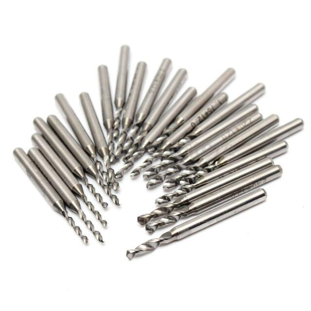 1.35-2.5mm CNC PCB Final Molino End Mill Milling Fresado Drill Bit Broca Taladro
