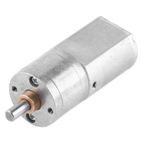 15RPM 12V High Torque Electric Gear Box Reduction Gear Motor For Model
