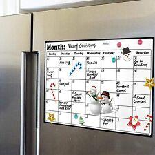 New Listingfridge Calendar Magnetic Dry Erase Calendar Whiteboard Calendar For Refrigerator