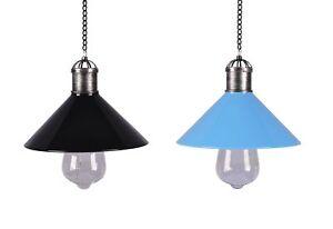 Led lampada a sospensione solare da giardino decorazione ebay