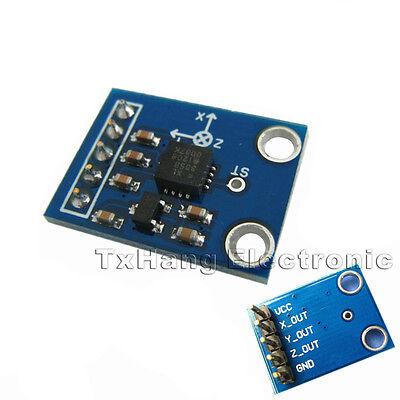 2PCS ADXL335 3-axis Analog Output Accelerometer Module angular transducer