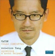 Haydn: Cello Concertos, New Music