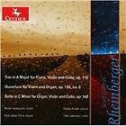 Joseph Rheinberger - Rheinberger: Trio, Op. 112; Ouverture, Op. 150 No. 6; Suite, Op. 149 (2010)