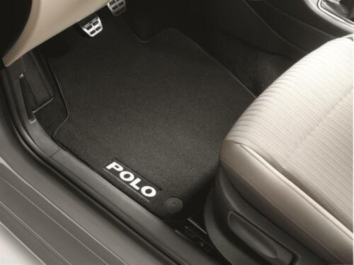 ORIGINALE VW POLO Tappetini Tessili Premium 6r1061270p WGK