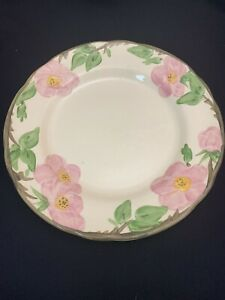 Franciscan-Desert-Rose-Dinner-Plate-10-1-2-034-USA-Vintage