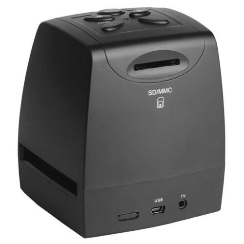 35mm LCD Film Scan Photo Scanner Negative Film Slide Viewer monochrome to JPEG