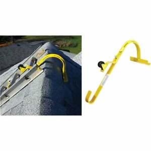 Acro Roof Ridge Ladder Hook with Wheel 11084  - 1 Each