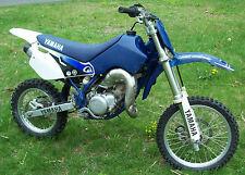 1998 Yamaha YZ