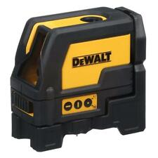 New De Walt Dw0822 Combilaser Self Leveling Cross Lineplumb Spot Laser