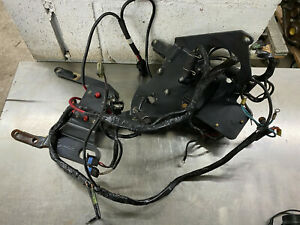 omc wiring harness boat parts ebay omc cobra 4 cylinder gm 3 0l engine wire harness 1992  4 cylinder gm 3 0l engine wire harness 1992