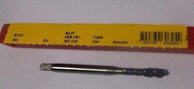 Dormer E050 M4 6H Spiral Flute HSS-XS1 Tap