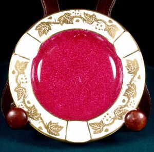 Wedgwood-Whitehall-Powder-Ruby-4-1-2-Inch-Butter-Pat-Dishes-W3994-1st-Quality