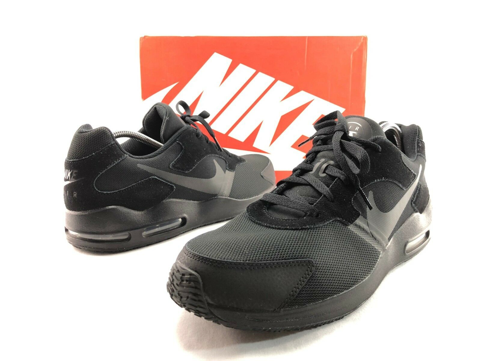 Nike Air Max Guile Mens Black Athletic Running Trainer Sneakers US 13 shoes C686