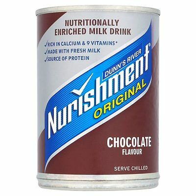 100% Quality Dunn's River Nurishment Original Chocolate Flavour 400g Wholesale Gym 124108 Vitamins & Dietary Supplements