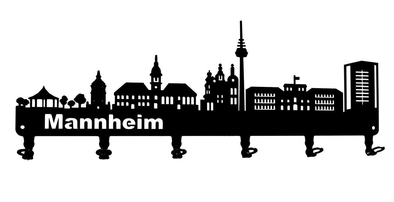 Guardaroba Guardaroba Guardaroba Parete-Skyline Mannheim-Corridoio Guardaroba-Baden-Württemberg guardaroba cedb66