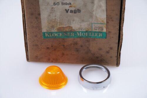 1 pezzi Klöckner Moeller tipo vagb GIALLO dolo Lente Nuovo