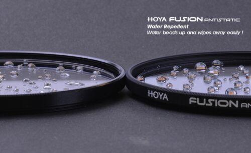 Hoya Fusion Antistatic filtro UV evo 40.5 43 46 49 52 55 58 62 67 72 77 82mm