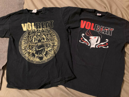 VOLBEAT 2012 Beyond Hell Above Heaven Concert Tour