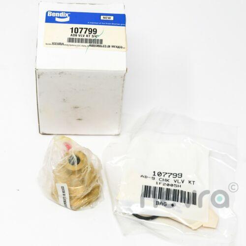 Bendix 107799 Air Dryer Valve Check Maintenance Kit AD-9 3//4 inch 82-10884-004