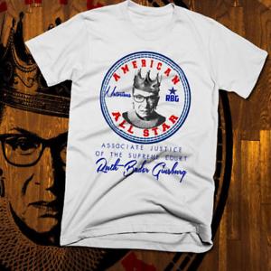 8cd758204070 Notorious RBG T-shirt S-3XL, Ruth Bader Ginsburg Supreme Court ...