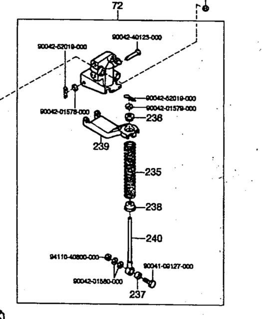 Bremslastventil For Piaggio Porter And Daihatsu Hijet 1992 2009 For