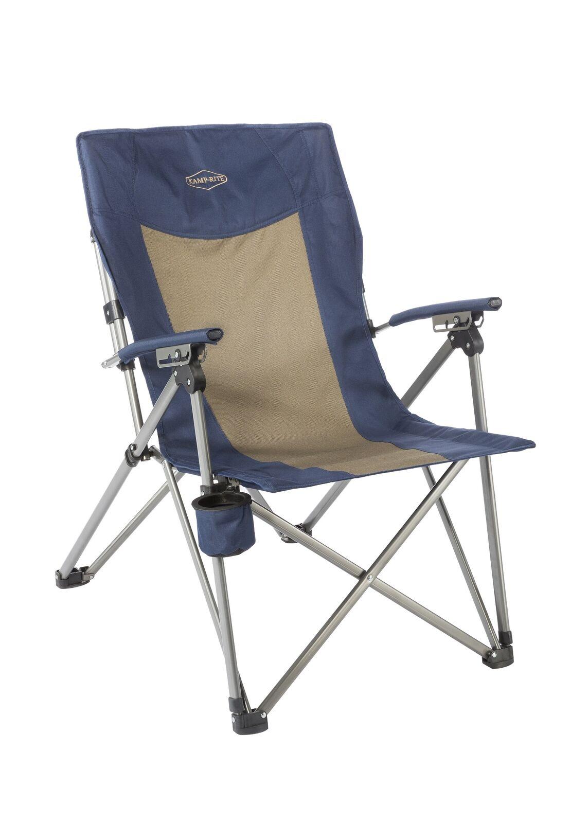 3 Position Hard Arm Reclining Chair