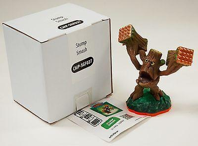 Skylanders Giants STUMP SMASH Series 2 Figure NEW in Box Wii-U PS3 3DS XBox 360