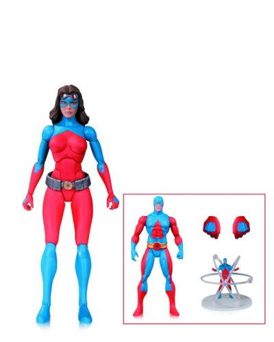 "DC Comics Icons 6/"" Figure Series 3 atomique Deluxe DC Collectibles"