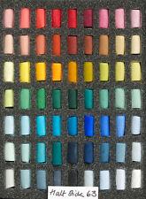 Unison Artists Pastel Box Set - 63 Half Sticks