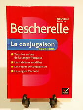 Bescherelle la conjugaison pour tous verbes langue french 9782218951985