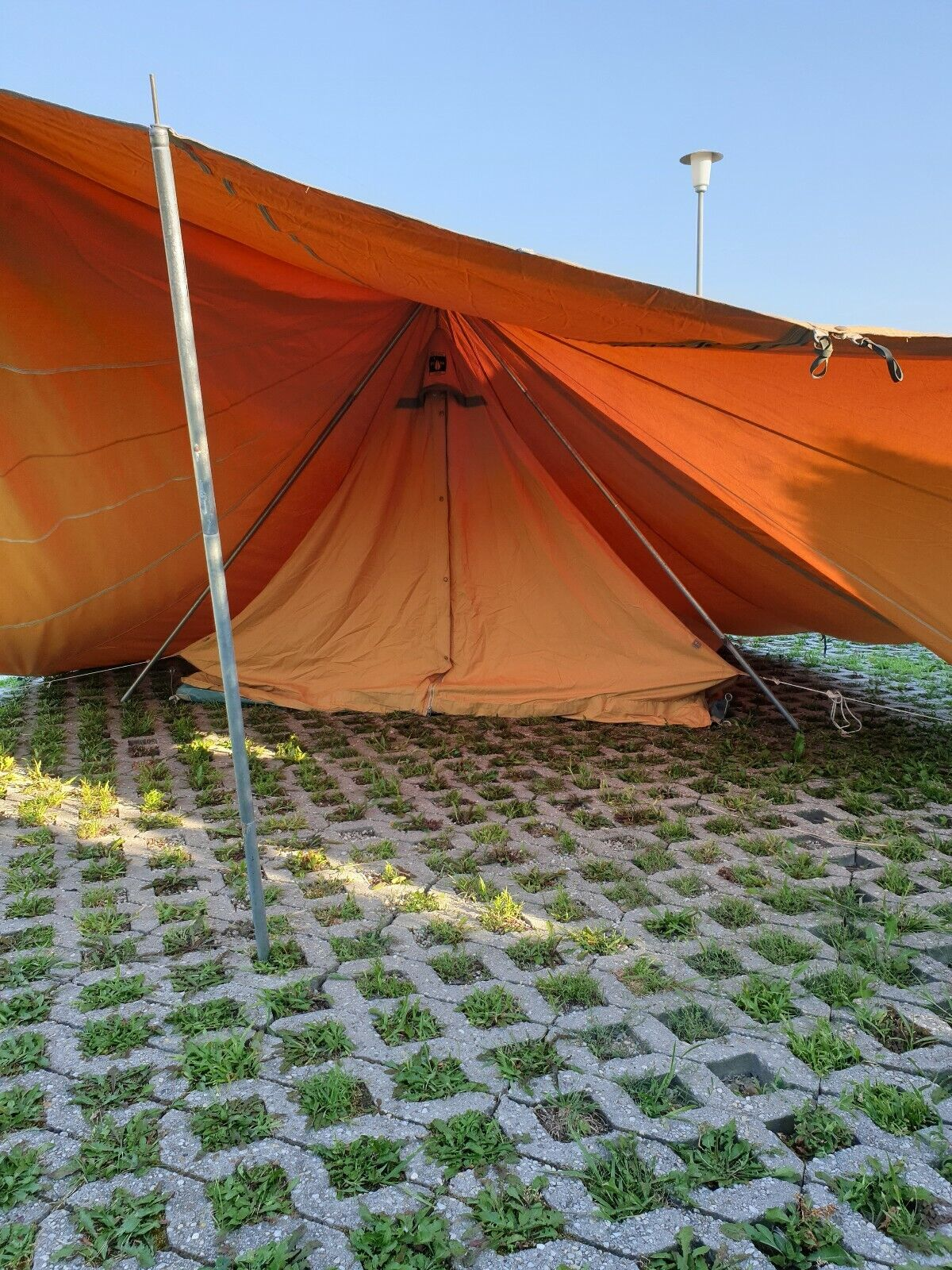 Teepee Camping Tent Tent Retro Vintage heiha Sport Outdoor  Bell Military 70 Dome  all goods are specials