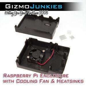 Raspberry-Pi-3-Case-with-Cooling-Fan-amp-Heatsinks-Overclock-RetroPie-B-2B