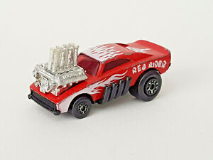 Rare-MATCHBOX-RED-RIDER-Vintage-1972-Big-Block-USA-Hot-Rod-EXCELLENT-CONDITION