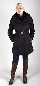 Wintermantel Parka 46 44 Anorak Damen 34 Jacke Neu Warm L Steppjacke Mantel SO6qEw