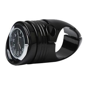 "Harley-Davidson NEW  OEM ORIGINAL Handlebar Thermometer 1.5/"" Black  Celsius"