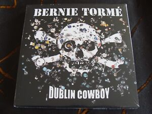 Slip-CD-Box-Set-Bernie-Torme-Dublin-Cowboy-3-CDs-Sealed-Ozzy-Atomic-Rooster