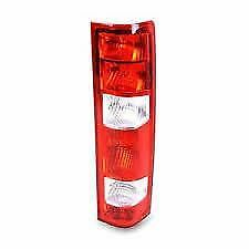 Iveco Daily Rear Tail Light Back lens Lamp 2006 To 2014 left Passenger Side N/S