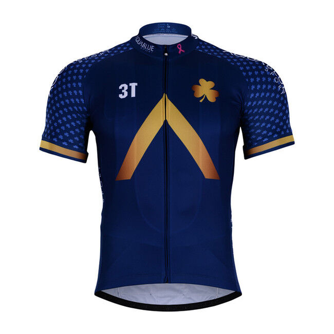 NEW 2018 TEAM AQUA blueE IRELAND JERSEY HOBBY CYCLING TOUR DE FRANCE PRO