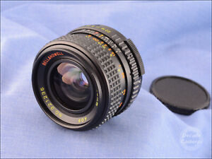M42 Mount Bell & Howell Auto MC Wide 28mm f2.8 Wide Angle - VGC - 791