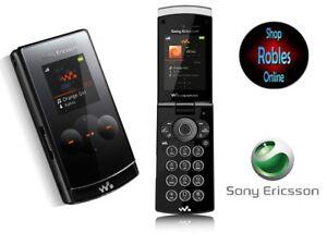 Sony-Ericsson-Walkman-W980i-8GB-Black-Ohne-Simlock-3G-4BAND-Bluetooth-Orig-GUT